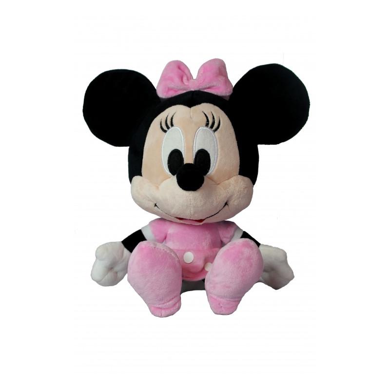 Minnie Mouse kjole og sløjfe skole rygsæk Disney