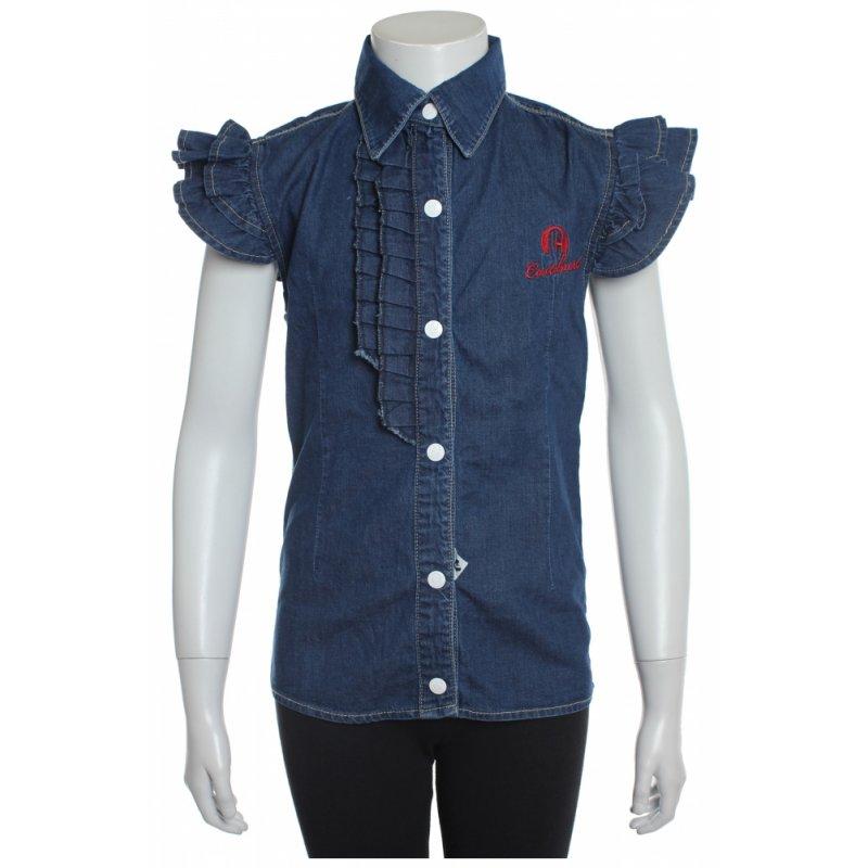 5f946e1f712 Cost:Bart - Skjorte - Nina - Denim - Shop Online Heaven4kids.dk